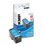 Tinte schwarz ersetzt HP 350XL