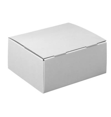 Versandkarton Pack Set M 375x300x135 mm weiß 20 Stück