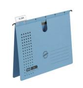 Hängehefter chic ULTIMATE 85802 A4 240g Karton blau kaufmännische Heftung 5 Stück