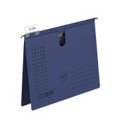 Hängehefter chic ULTIMATE 85802 A4 240g Karton dunkelblau kaufmännische Heftung 5 Stück