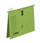 Hängehefter chic ULTIMATE 85802 A4 240g Karton grün kaufmännische Heftung 5 Stück