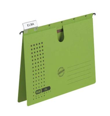 Hängehefter chic ULTIMATE A4 grün 5 Stück 85802 GN