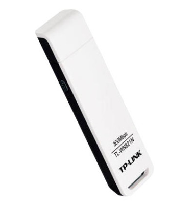 Wireless-N-USB-Stick TL-WN821N 300 Mbit/Sek.