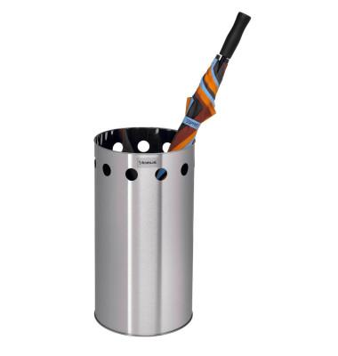 Schirmständer Symbolo 50 x 25cm silber