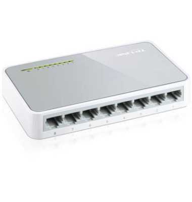 Desktop Switch TL-SF1008D