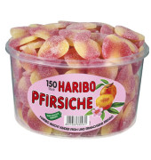 Fruchtgummi PFIRSICHE