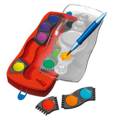Farbkarsten CONNECTOR mit 12 Farben