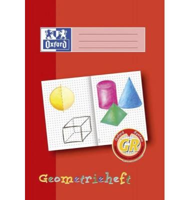 Geometrieheft A4 16Bl.
