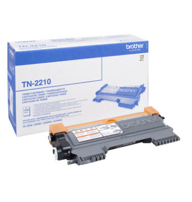 Toner TN-2210 schwarz ca 1200 Seiten