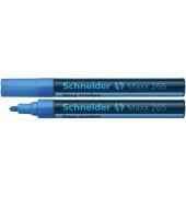 Decomarker Maxx 265 blau 2-3mm Rundspitze