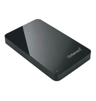 externe Festplatte 6002560 Memory Station HDD schwarz 2,5 Zoll 1 TB