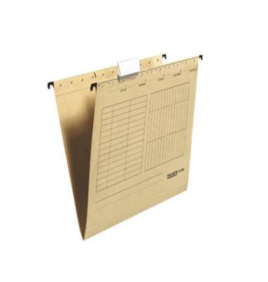 Hängemappen UniReg A4 natronbraun 80004328