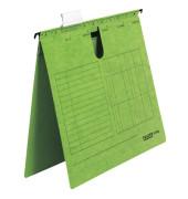 Hängehefter UniReg A4 230g Karton grün kaufmännische Heftung 25 Stück