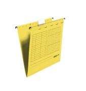 Hängemappen UniReg A4 gelb 25 Stück 80004419