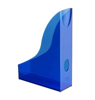 Stehsammler blau