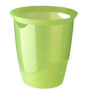 Papierkorb TREND 16 Liter lindgrün