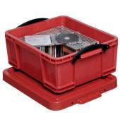 Aufbewahrungsbox 18R rot 18 Liter 390 x 200 x 480mm