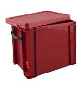 Aufbewahrungsbox 19R rot 19 Liter 255 x 290 x 395mm