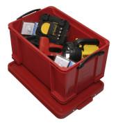 Aufbewahrungsbox 48RCB rot 48 Liter 402 x 315 x 610mm