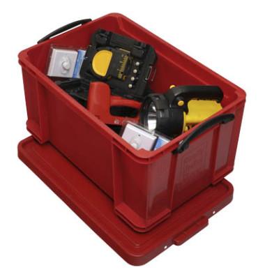 Transportbox rot 48 l 402 x 315 x 610mm