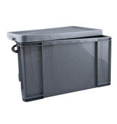 Aufbewahrungsbox 84SCB silber 84 Liter 440 x 380 x 710mm