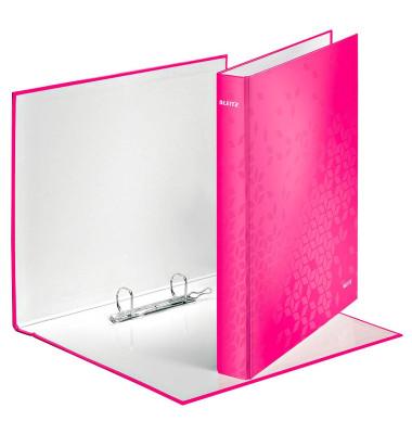Ringbuch WOW A4 pink 2-Ring Ø 25mm