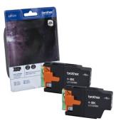 Druckerpatrone LC-1220BK schwarz 2x ca 300 Seiten Doppelpack