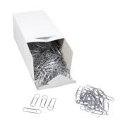 Büroklammern, 32mm, Metall verzinkt silber, 1000 Stück