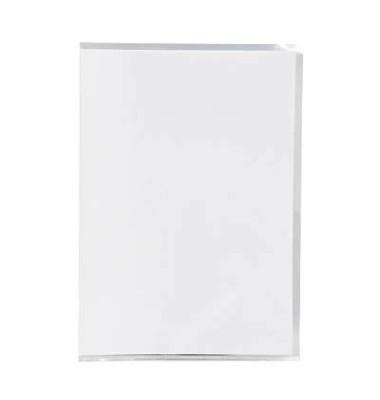 Sichthüllen 2315-19, A4, farblos, klar-transparent, glatt, 0,15mm, oben & rechts offen, PP