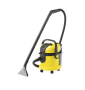 Waschsauger SE 4002 inkl. 10-teiliges Zubehör gelb/schwarz