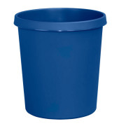 Papierkorb H61058, 18 Liter blau