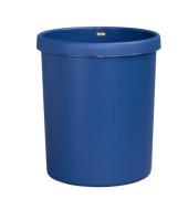 Papierkorb H61061, 30 Liter blau