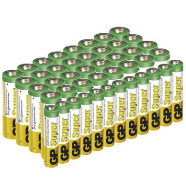 Batterie Super Set 32x Mignon / LR06 / AA und 12x Micro / LR03 / AAA 44 Stück