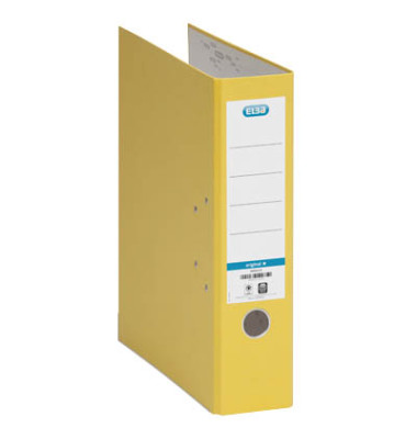 Smart Original gelb Ordner A4 80mm breit