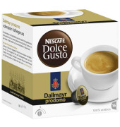 Dolce Gusto Spezialität Dallmayr prodomo Kaffeekapseln 16 Stück á 7g