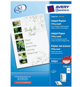 2589 Superior A3 170g Inkjetpapier weiß 50 Blatt