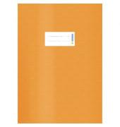 Heftschoner 7444 A4 Folie gedeckt orange
