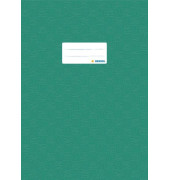 Heftschoner 7445 A4 Folie gedeckt dunkelgrün