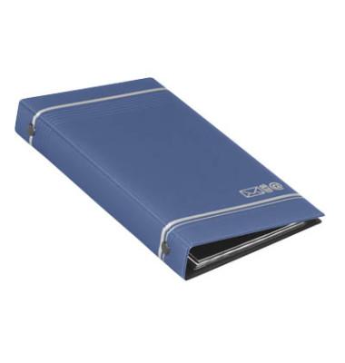 Telefonringbuch blau 14,5 x 25,5 cm (BxH)