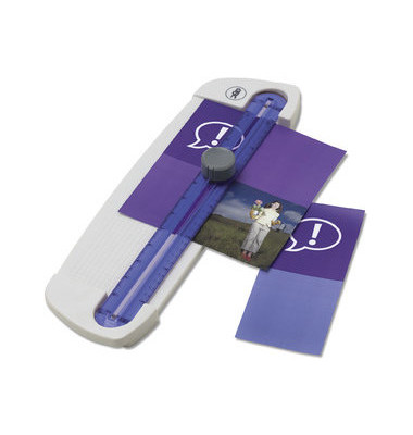Rollenschneider SmartCut A100/2101961 5 Blatt Anthrazit 300 mm bis A4 0,2