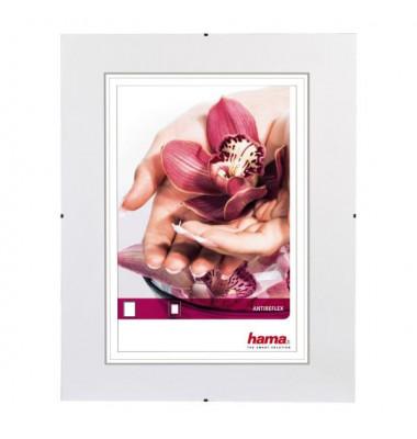 Rahmenloser Bilderhalter Clip Fix antireflex 20 x 30cm
