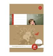 Hausaufgabenheft Basic A5 48 Blatt