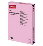 rosa A4 160g Kopierpapier 250 Blatt