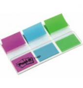 Index Haftstreifen 680PBGEU pink/blau/grün