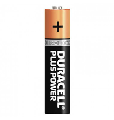 Batterie Plus Power Micro / LR03 / AAA 4 Stück
