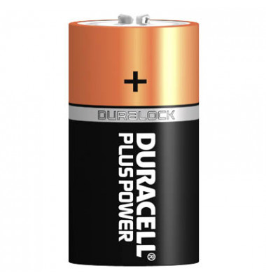 Batterie Plus Power Mono / LR20 / D 2 Stück