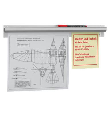 Infobord POWERGRIP 50,0 cm breit