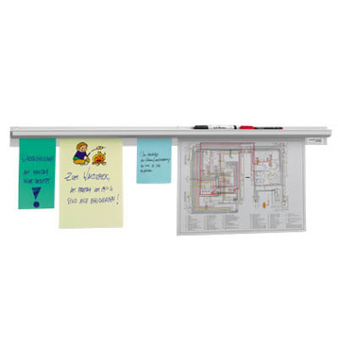 Infobord POWERGRIP 100,0 cm breit