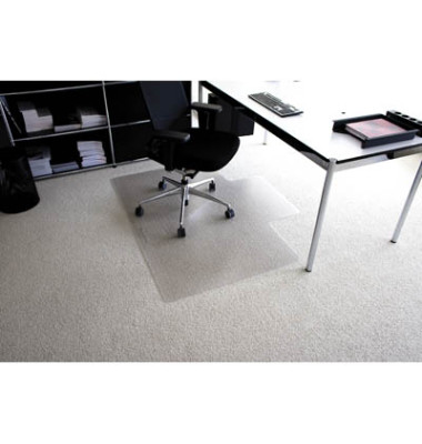 Bodenschutzmatte TEPPICH 75 Form L 150,0 x 120,0 cm