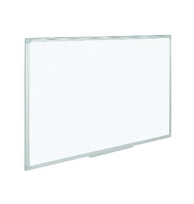 Whiteboard 150 x 100cm lackiert Aluminiumrahmen